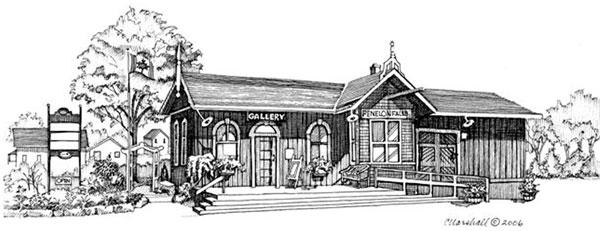 Station Gallery of Fenelon Falls