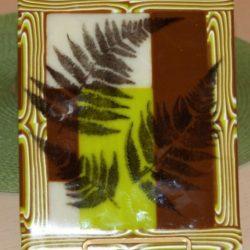 Fern Plate