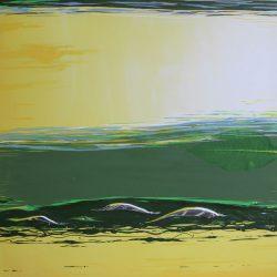 MixMedia-'Tidal'-24x24-canvas