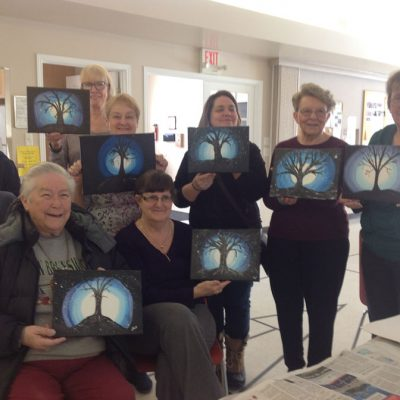 Maud Skoog Painting classes